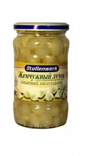 Купить <b>лук stollenwerk жемчужный</b> кисло-<b>сладкий</b> пикантный 370г ...