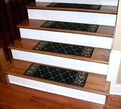 how can you keep carpet stair treads from moving around