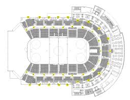 Enmax Centrium Seating Chart Venue Maps