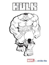 Small Picture Coloring Pages Hulk To Print Free Pdf Printable mosatt