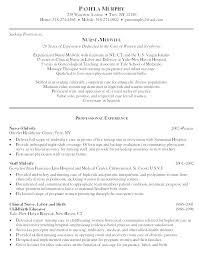 Certified Nurse Midwife Resume Sample Resume Entry Level Nurse