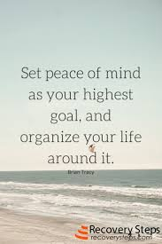 Quotes About Being At Peace With Yourself Best of Best 24 Peace Of Mind Quotes Ideas On Pinterest Peace Quotes