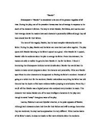 word for paragraph essay vs