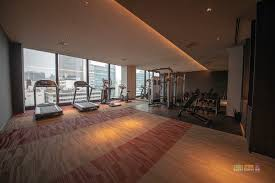 24 hour fitness centre at level 9 of pullman tokyo tamachi