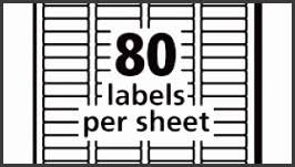 9 Label Template 80 Per Sheet Sampletemplatess