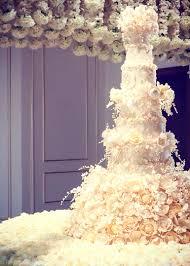 beautiful wedding cake. ivory cascade. the gilded peach collection wedding cakes beautiful cake