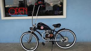 sportster chopper 4 stroke 1800 custom motorized bicycles 66