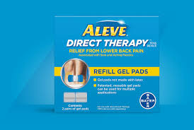 aleve for back pain relief