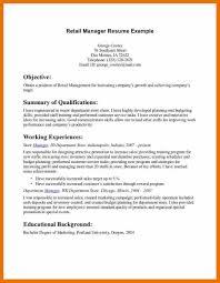 Retail Job Description Resume Retail Resume Example Retail Manager Cv Template Resume Examples 58