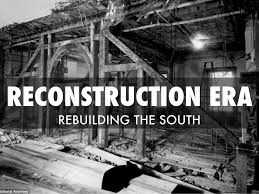 reconstruction issues essay the mantra