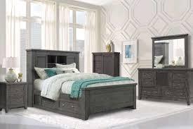 5-Pc. Queen Storage Bedroom Set in 2019   Bedrooms   Bedroom storage ...