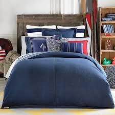 denim comforter set full tommy hilfiger duvet cover master 10