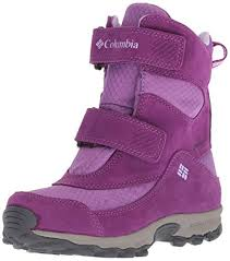 Columbia Winter Boots Size Chart Columbia Kids Youth Parkers Peak Velcro Waterproof Winter Boot Snow