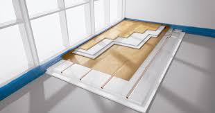 Die schutzmatten sorgen für eine optimale sie dient sowohl als dämmunterlage als auch als dampfbremse für den fußboden. Trockenestrich Ratgeber Und Verlege Anleitung Das Haus