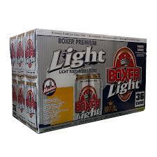 Boxer Light Horizon Warehouse Liquor Beer Domestic Boxer Light