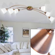 Deckenlampen Kronleuchter Deckenlampe Halogen Leuchte
