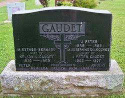 Joseph Peter Gaudet (1899-1989) - Find A Grave Memorial