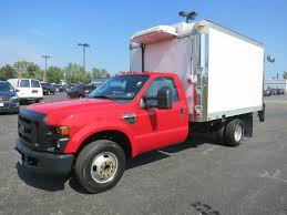 Sell used 2009 Ford F350 Refrigerated Box Truck 18,000 miles! in ...