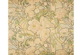 Small Picture Art Nouveau Painting Wallpaper