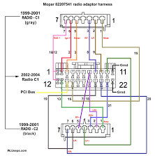mopar connector 82207541 dual radio wiring diagram diagram radio dual wiring xdm16bt scosche cr012 wiring diagram at j