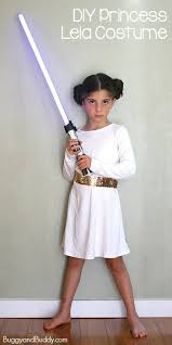 easy diy princess leia costume perfect for any star wars fan and can be