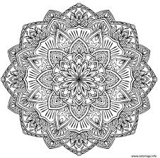 Coloriage Mandala 7 On With Hd Resolution 973x958 Pixels Free