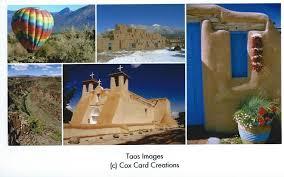 AVERY COX — Taos Folk