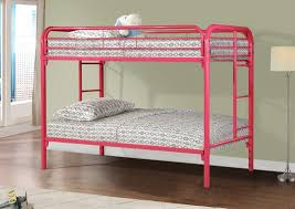 metal bunk beds for kids. Beautiful For Donco Kids TT Metal Bunk Bed Pink 45013HPBunk For Beds