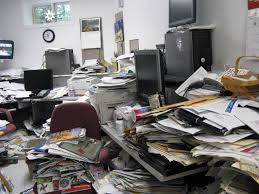 organizing your office. Messy, Unorganized Office Organizing Your