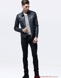ja108aa28hid fashionable patterns jack london sanderson leather jacket affordable mens coats jackets