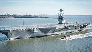 Sample Battleship Game Impressive US Commissions Its Largestever Warship The USS Gerald R Ford