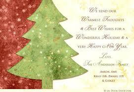 Free Holiday Greeting Card Templates Holiday Greeting Template Business Business Holiday Greeting Cards