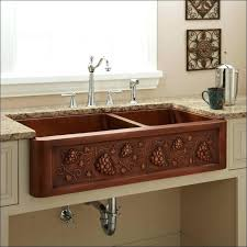 kitchen room magnificent double corner sinks for kitchens 36 farmhouse sink cabinet