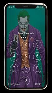 joker clown squad hd lock
