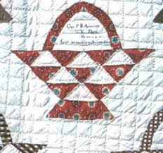 157 best Quilting Inspiration images on Pinterest | Sconces ... & Period Quilting - Period guidelines for quilting designs aren't easy  because we quilt and Adamdwight.com