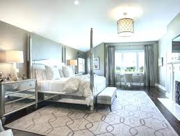 bedroom furniture decor. Mirrored Furniture Decor. Grey Bedroom With Outstanding Decor And Nice R