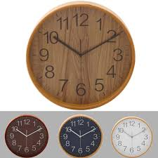 plywood wall clock Φ 28cm wall clock present gift clock and kei clock celebration new memorative birthday present singularity trade