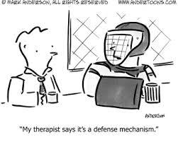 Copy Of Freuds Defense Mechanisms Lessons Tes Teach