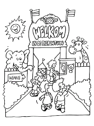 Small Picture New Zoo Coloring Page Ideas For Your KIDS 2188 Unknown