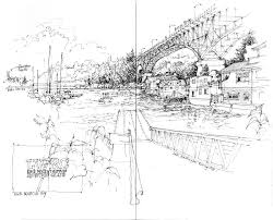 architectural drawings architectural of bridges31 bridges