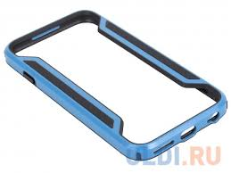 <b>Бампер</b> для Apple iPhone 6 <b>Nillkin Armor</b>-<b>Border</b> Series Blue ...