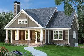 one and a half story house plans