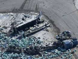 Humboldt Broncos bus crash: What the photos show about the point of ...