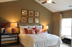 minimalist vaulted ceiling bedroom paint ideas for contemporary bedroom decoration
