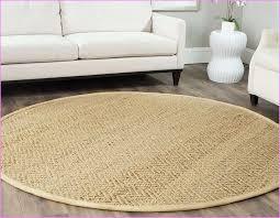 eye catching round sisal rug in 6 home design ideas