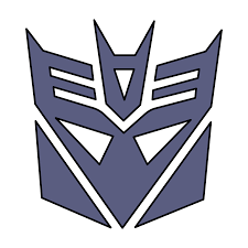Transformers Decepticon Logo PNG Transparent & SVG Vector - Freebie ...