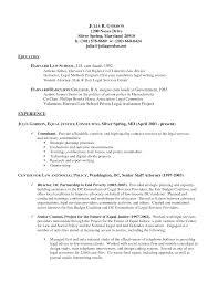 Sample Law School Resume Sarahepps Com