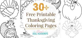 Small Picture Thanksgiving Coloring Pages The Diary of a Real Housewife