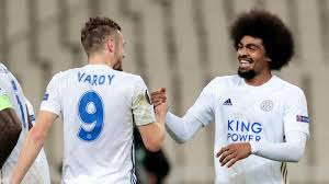 Vardy feeling good about Leicester in Europa League - AS.com