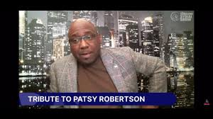 MY PERSONAL TRIBUTE TO PATSY ROBERTSON A... - Sylbourne Sydial TV SHOW